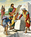 Nehemiah Rebuilds Walls of Jerusalem