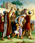 Judah Taken Captive to Babylon